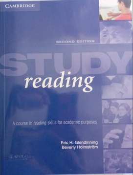 Cambridge Book - Study Reading - A course in reading skills for Academic Purposes