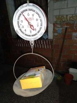 Balanza reloj