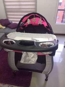 corral de viaje infanty