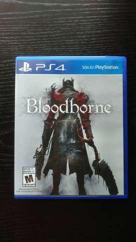 Bloodborne PS4 USADO FISICO