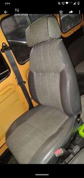 Juego de sillas delanteras para carro
