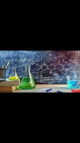 Clases de Química Bachillerato