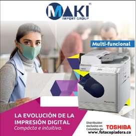 Impresora Toshiba 2822AM