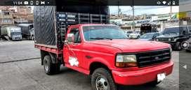 Vendo Ford 350 full lista para traspaso .!!