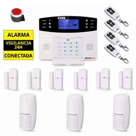 Kit Alarmas de Seguridad