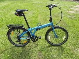 Vendo Bicicleta Tern Plegable