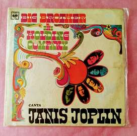Vinilo Janis Joplin Big Brother & The Holding Company