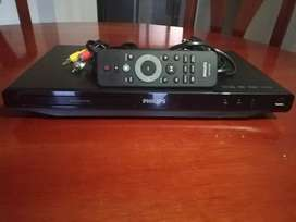 DVD Phillips con USB
