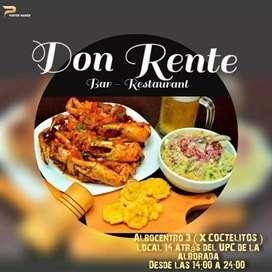 Don Rente Restobar