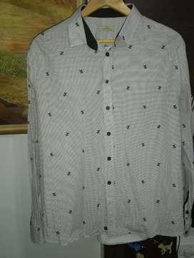 Camisas Hombres/ usadas