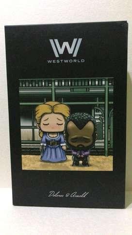 Westworld Dolores & Arnold Loot Crate Exclusive Artist Series SuperEmoFriends