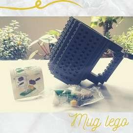 MUG LEGO POR 6 UNIDADES