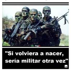 Preparo personal aspirante al ejército, policia, fae, marina