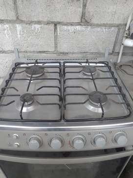 Vendo cocina indurama de 4 hornillas