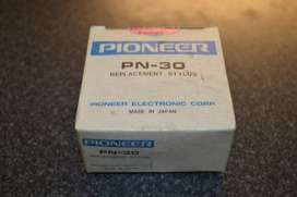 Pua Pioneer PN-30 Original Made in Japan en Caja Cerrada de los 80's !