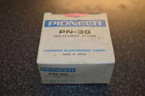 Pua Pioneer PN-30 Original Made in Japan en Caja Cerrada de los 80's ! 0