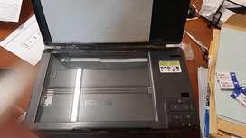 Impresora/scanner DE CARTUCHOS Epson Stylus TX 125