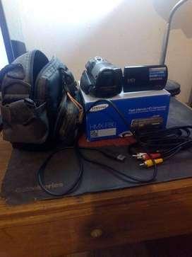 Videocamara samsung hmx-f80