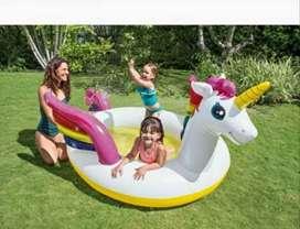 Flotadores inflables piscina niños adultos