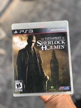 Ultimos juegos de PS3 !!! Excelentes condiciones tanto estetico como funcionamiento, me quedo de la ps3 ya vendida.