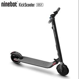 Scooter Electrico. Ninebot. Es1. Segway. Patineta. Monopatin. Moto.