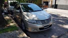 Honda City EX-L A/T 2011