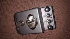 Pedal Marshall guitarra , GV-2, Distorsión