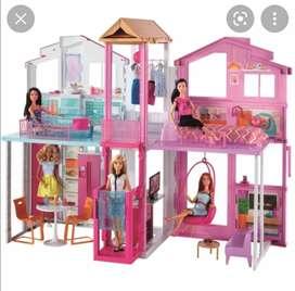 Super Casa de Barbie Malibu