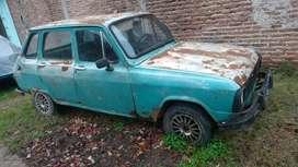 Renault 6 funcionando