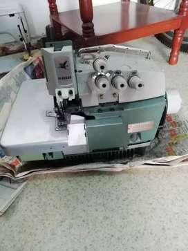 Fileteadora Pegasus 516 y máquina de coser pfaff 260