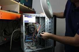 Mantenimiento y reparación de computadores PC portatiles