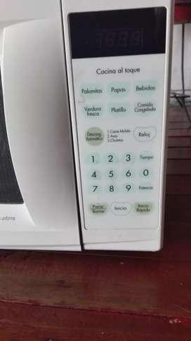 microondas marca se vende por qué no se usa estás 100% funcional