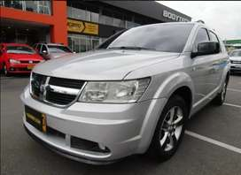 Dodge Journey Sxt 2010 Full 7 psj