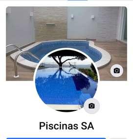 Construcción y Mantenimiento de Piscina