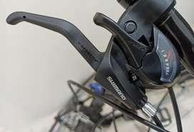 Bicicleta de Acero Mejorada Aro 26