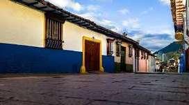 Arriendo amplio apartamento en hermosa zona histórica de Bogotá 1.400.000