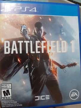 Videojuego PlayStation 4 - Battlefield 1
