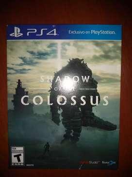 Shadows of the colossus vendo o permuto $1000