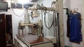 Equipo de Radiología completo