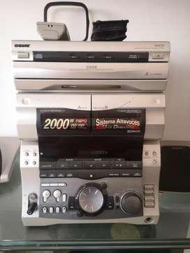 Equipo Sony 2000w Leer Descripción