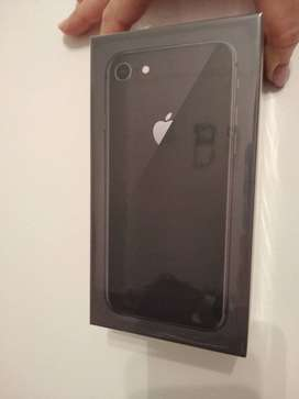 iPhone 8 (en caja sellada)