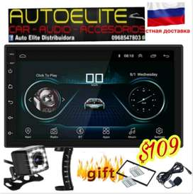 Radio Dvd Androide Gps Wifi Parlante Car