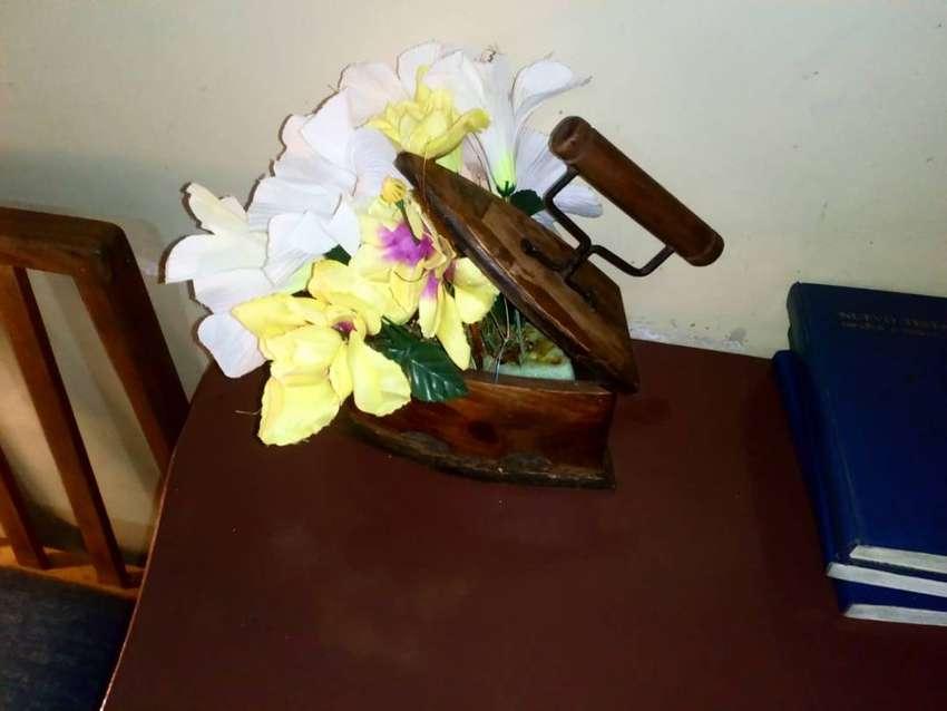 Vendo o cambio plancha de madera decorativa