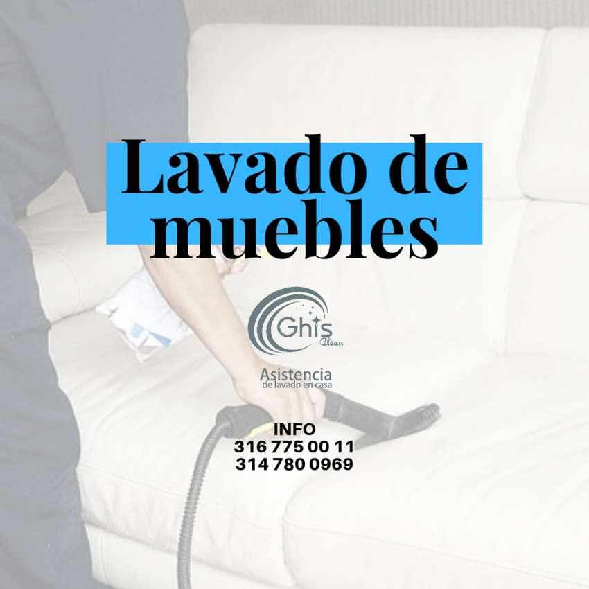 Lavado de Muebles en Pereira - Ghis Clean 0