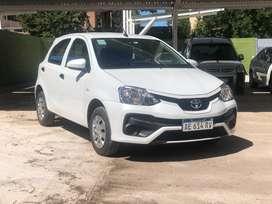 Toyota Etios X 0km 2021