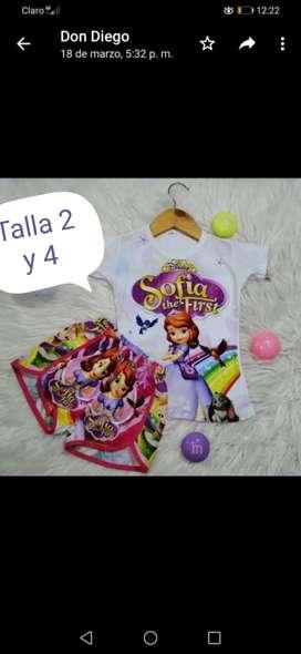 Hermosa ropa para niños