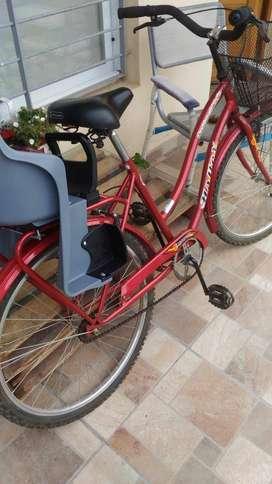 Vendo bicicleta halley