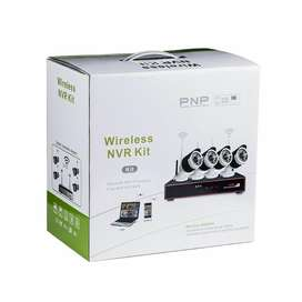 Se Vende Kit Camaras de Seguridad Wifi