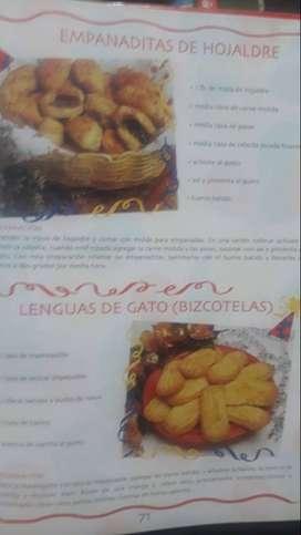 LIBRO DE BOCADITOS.