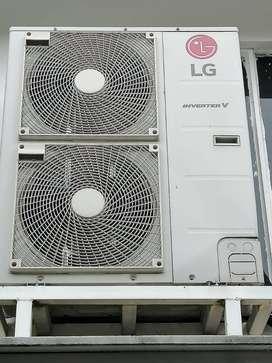 Condensador Multi Split, LG, 48.000 Btu/h, Inverter V